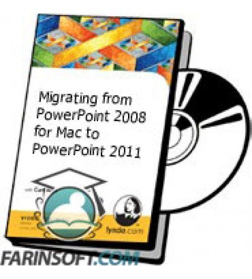 آموزش Lynda Migrating from PowerPoint 2008 for Mac to PowerPoint 2011