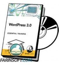 آموزش Lynda WordPress 3.0 Essential Training