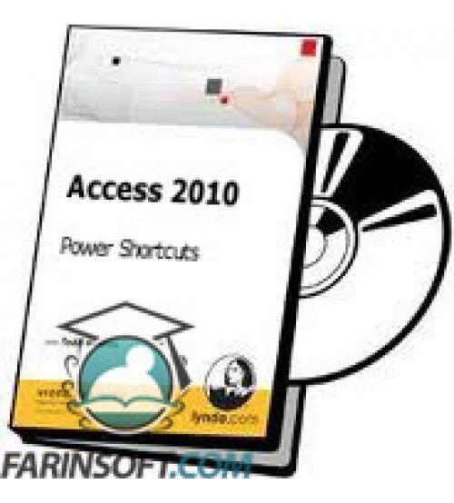 آموزش Lynda Access 2010 Power Shortcuts