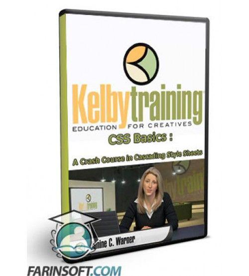آموزش KelbyOne Kelby Training CSS Basics: A Crash Course in Cascading Style Sheets