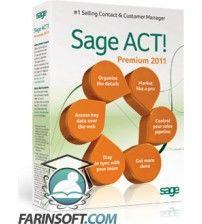 نرم افزار مدیریت ارتباط با مشتریان Sage ACT Premium 2011  ( v13 )