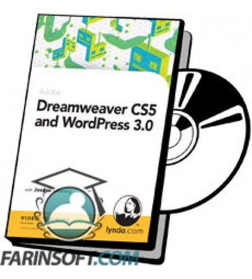 آموزش Lynda Dreamweaver CS5 and WordPress 3