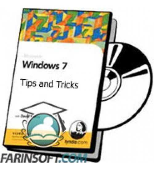 آموزش Lynda Windows 7 Tips and Tricks