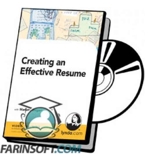 آموزش Lynda Creating an Effective Resume