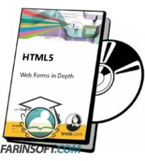آموزش Lynda HTML5 Web Forms in Depth