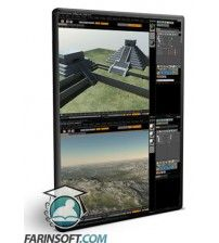 آموزش  Vue 7 xStream and Cinema 4D Integration