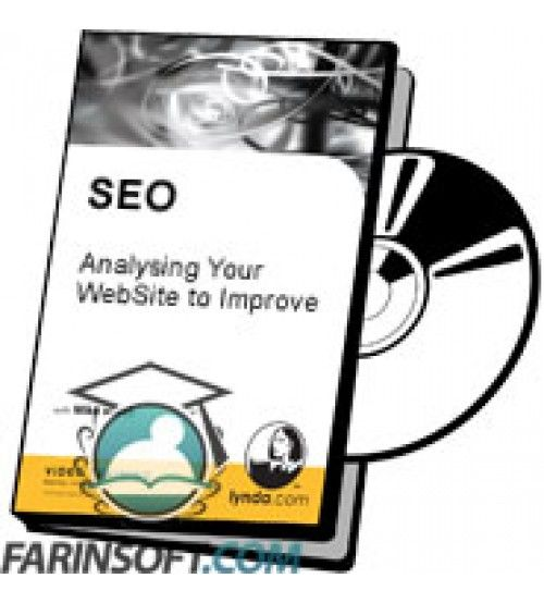 آموزش Lynda Analysing Your WebSite to Improve SEO