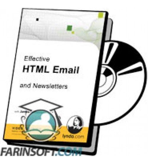 آموزش Lynda Effective HTML Email and Newsletters