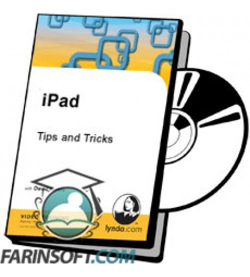 آموزش Lynda iPad Tips and Tricks