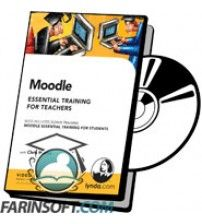 آموزش Lynda Moodle 2 Essential Training for Students