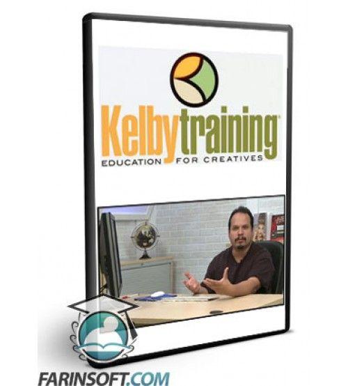 آموزش KelbyOne Kelby Training Using the Pen Tool in Photoshop