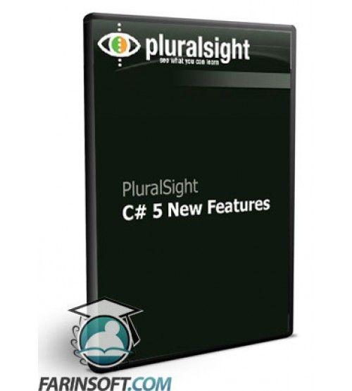 آموزش PluralSight PluralSight C# 5 New Features