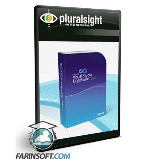 آموزش PluralSight Introduction to Visual Studio LightSwitch