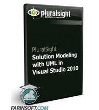 آموزش PluralSight PluralSight Solution Modeling with UML in Visual Studio 2010