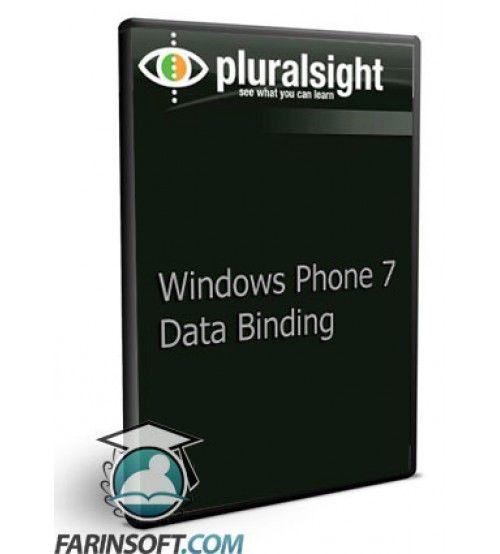 آموزش PluralSight Windows Phone 7 Data Binding