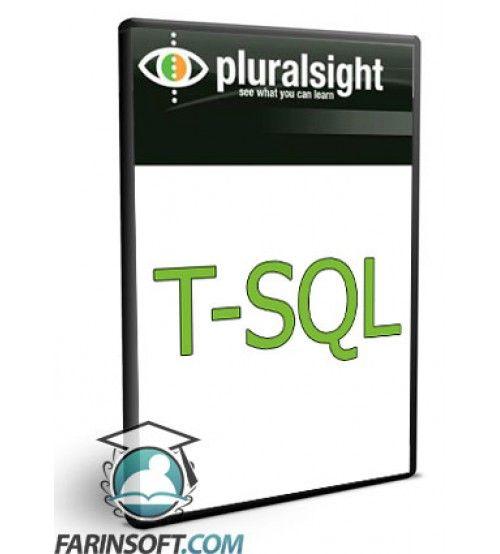 آموزش PluralSight PluralSight SQL Server  TSQL