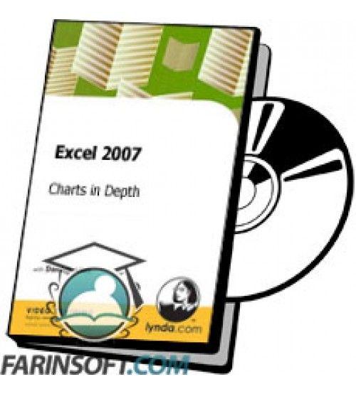 آموزش Lynda Excel 2007 - Charts in Depth