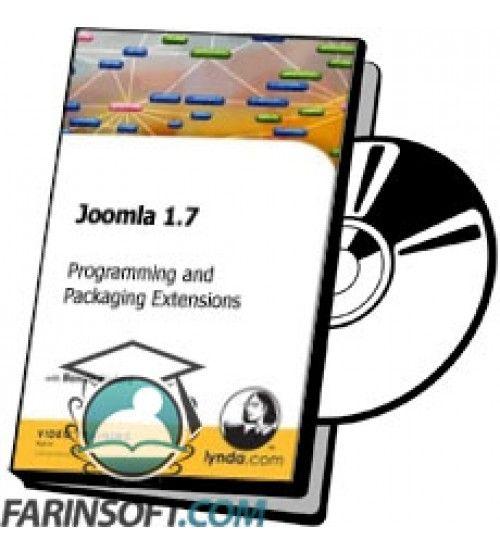 آموزش Lynda Joomla 1.7 Programming and Packaging Extensions