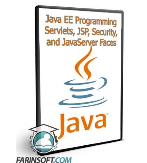 آموزش  Java EE Programming - Servlets, JSP, Security, and JavaServer Faces