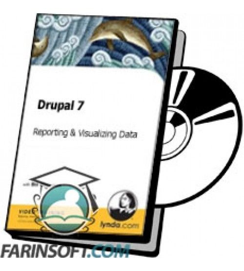 آموزش Lynda Drupal 7 – Reporting and Visualizing Data