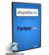 آموزش  Fantasy Sites