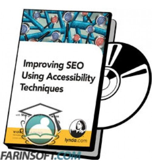 آموزش Lynda Improving SEO Using Accessibility Techniques