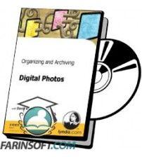 دانلود آموزش Lynda Organizing and Archiving Digital Photos
