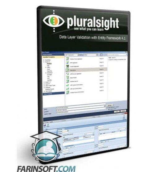 آموزش PluralSight Data Layer Validation with Entity Framework 4.1