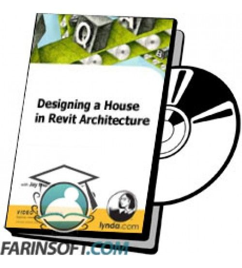 آموزش Lynda Designing a House in Revit Architecture