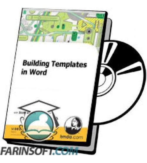 آموزش Lynda Building Templates in Word