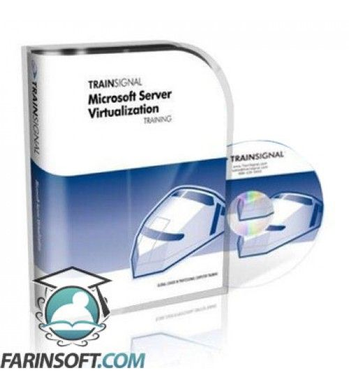 آموزش  Microsoft Server Virtualization Training 70-659