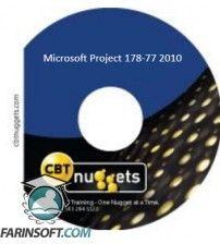 آموزش CBT Nuggets Microsoft Project 2010 77-178