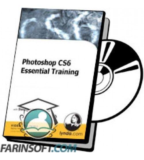 آموزش Lynda Photoshop CS6 Essential Training