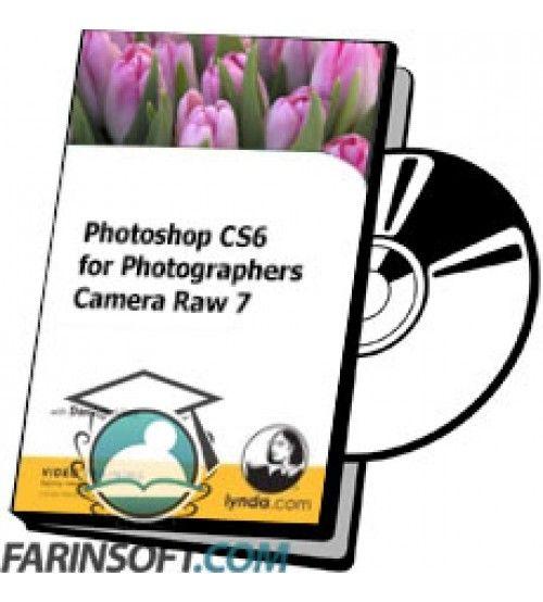 آموزش Lynda Photoshop CS6 for Photographers - Camera Raw 7