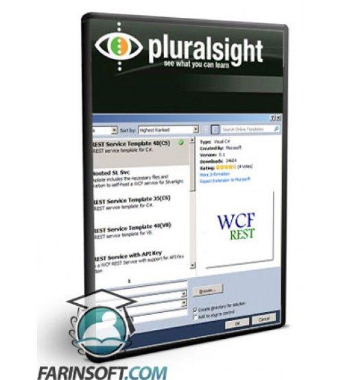 آموزش PluralSight PluralSight WCF REST Starter Kit HttpClient by Example