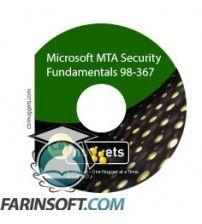 آموزش CBT Nuggets Microsoft MTA Security Fundamentals 98-367
