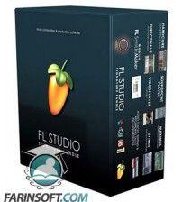 نرم افزار ویرایش صوت و موسیقی  FL Studio v10 Producer Edition