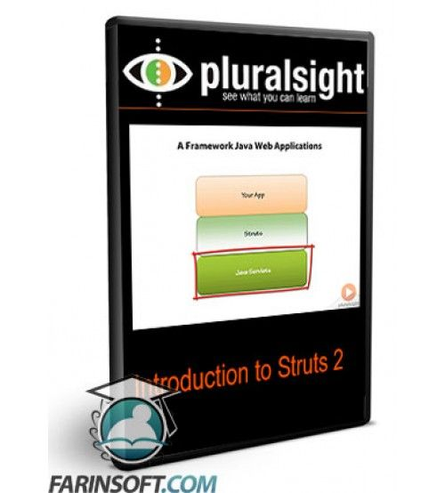 آموزش PluralSight Introduction to Struts 2