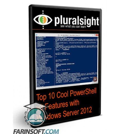 آموزش PluralSight PluralSight Top 10 Cool PowerShell v3 Features with Windows Server 2012