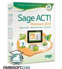 نرم افزار مدیریت ارتباطات با مشتری CRM – ACT Premium v15 2013
