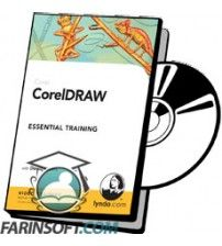 دانلود آموزش Lynda CorelDRAW Essential Training