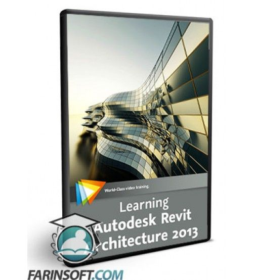 آموزش  Learning Autodesk Revit Architecture 2013