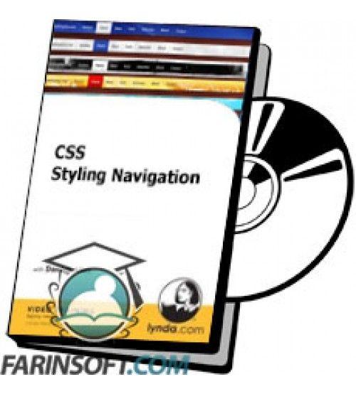 آموزش Lynda CSS – Styling Navigation