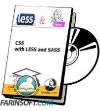 آموزش Lynda CSS with LESS and SASS