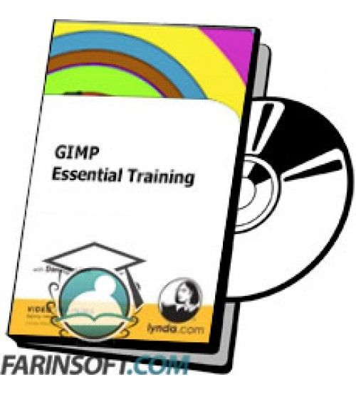 آموزش Lynda GIMP Essential Training