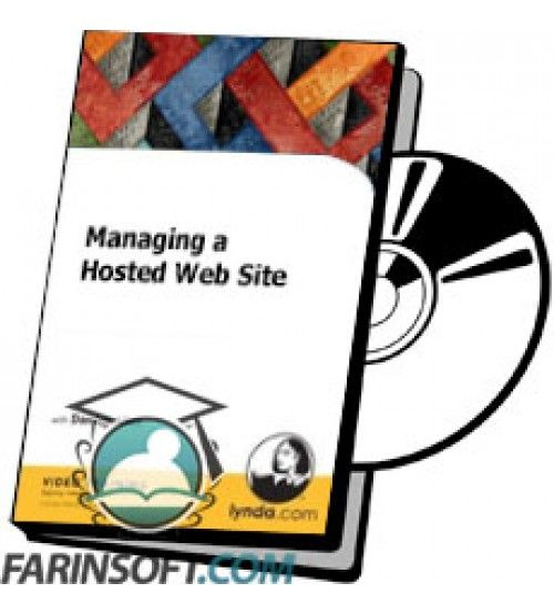 آموزش Lynda Managing a Hosted Web Site