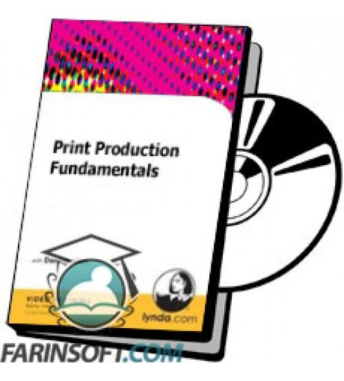 آموزش Lynda Print Production Fundamentals