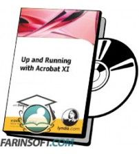 آموزش Lynda Up and Running with Acrobat XI