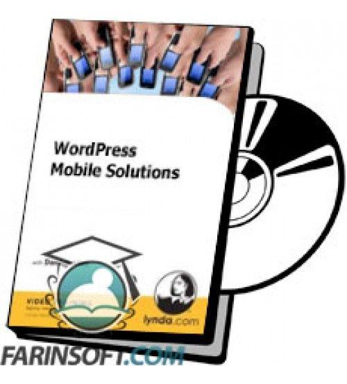 آموزش Lynda WordPress Mobile Solutions