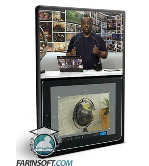 آموزش KelbyOne Kelby Training Using the iPad in Your Photography Workflow